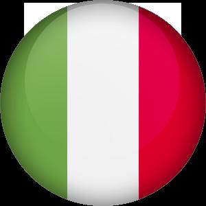 Włochy - logo