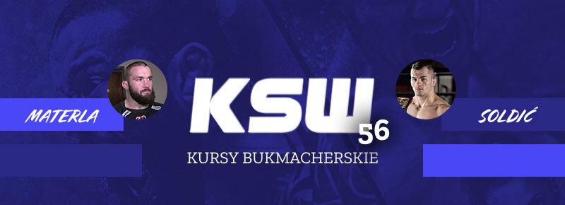 KSW 56 kursy na walki