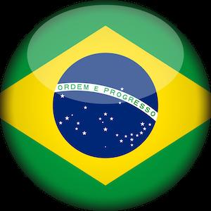 Brazylia - logo