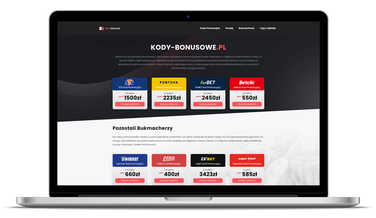 o stronie kody-bonusowe.pl