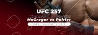 McGregor - Poirier kursy