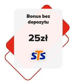 STS bonus bez depozytu na start