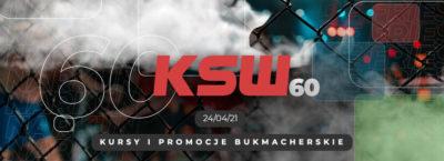 KSW 60 kursy i promocje