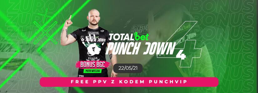Punchdown kod rabatowy