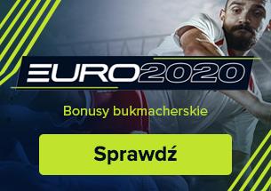Bonusy i promocje na Euro 2020