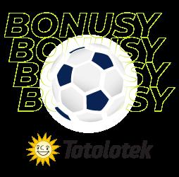 Totolotek bonusy Euro 2020
